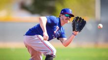 Brock Holt grew up a Texas Rangers fan. Now, he's trying to win spot on their roster