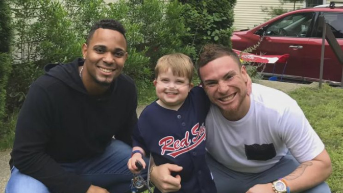 Ari Schultz, the inspiring 5-year-old heart patient who loved the Red Sox, dies