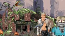 Want to see Corrie's Ken Barlow in the post-apocalypse?