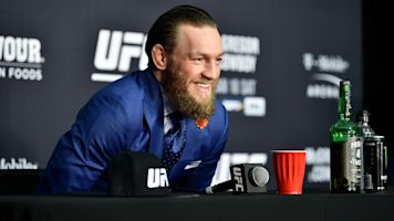 Expect McGregor back in Octagon before summer