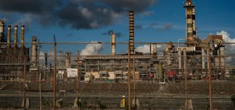 Refinery allowed to reopen under Trump is closing