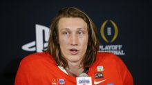 Trevor Lawrence, NFL draft's top prospect, reiterates that he wants to play college football this year