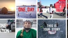 Lace up your skates and grab your camera! Scotiabank wants to put you on the big screen