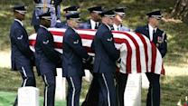 Sequester hits dead troops' children