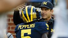 Michigan led the 2017 NFL draft in picks thanks to both Jim Harbaugh and Brady Hoke