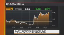 Elliott Beats Vivendi in Clash for Telecom Italia's Board