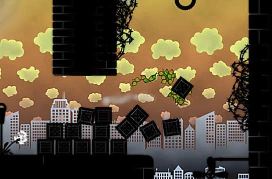 Leaf on the Wind is an engaging and very clever game