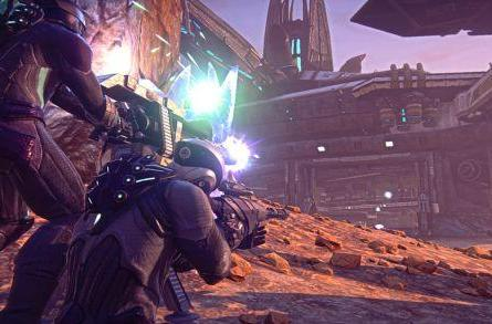 PlanetSide 2 hosts pre-season territory control event