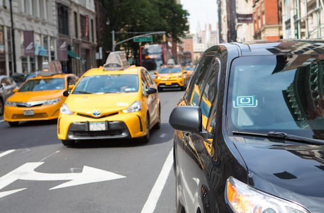 NYC will cap the number of Uber and Lyft vehicles on its streets