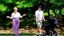Amy Schumer wird dafür kritisiert, dass sie nach ihrer Geburt wieder arbeitet