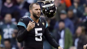 Blake Bortles happy to be Rams' backup