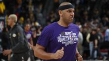 Jared Dudley wants Lakers to repeat as NBA champions to celebrate 'the right way'