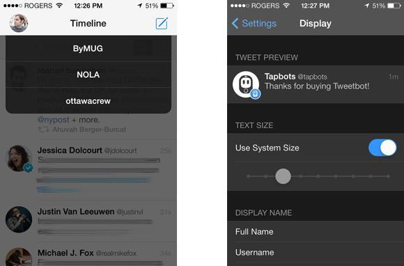 Tweetbot 3.1 for iPhone brings back classic features, adds quick actions