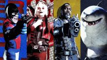 DC FanDome: Who's playing who in James Gunn's 'The Suicide Squad'?