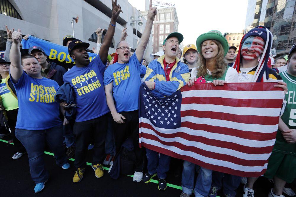 Boston Marathon organizers confident of safe race