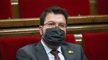 El Govern aprueba el nombramiento de Pere Aragonès como president de la Generalitat