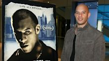 Vin Diesel reveals his biggest career regret