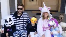 Jay Cutler and Kristin Cavallari reunite for Halloween with their kids amid divorce