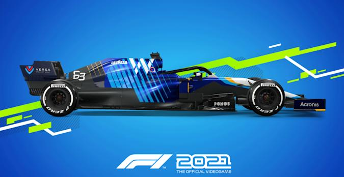F1 2021' is coming to PlayStation, Xbox and PC on July 16th | Engadget