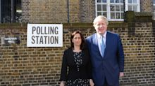 Boris Johnson announces split from wife Marina Wheeler