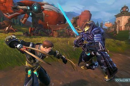Looking for Guild: WildStar