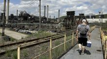 Correction: Steel Plant-Pollution story