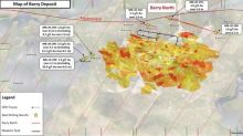Bonterra Makes New Gold Discovery at Barry North