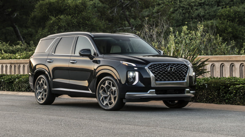 2021 hyundai palisade review | well-rounded excellence