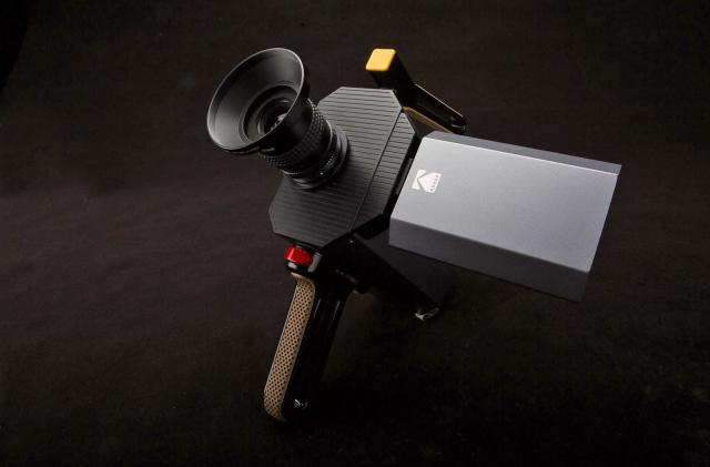 Watch the first footage from Kodak's reborn Super 8 film camera