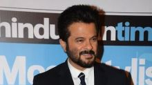 Anil Kapoor suffers from leg injury