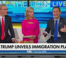 'Fox & Friends' Host Brian Kilmeade: Border Crisis Is 'Almost Like' 9/11