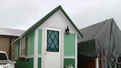 Tiny Houses to Help Homeless Problem