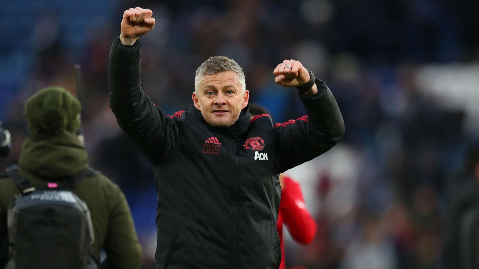 Image result for ole solskjaer manu