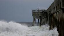 Tourists abandon Florida Panhandle beaches as Hurricane Michael nears
