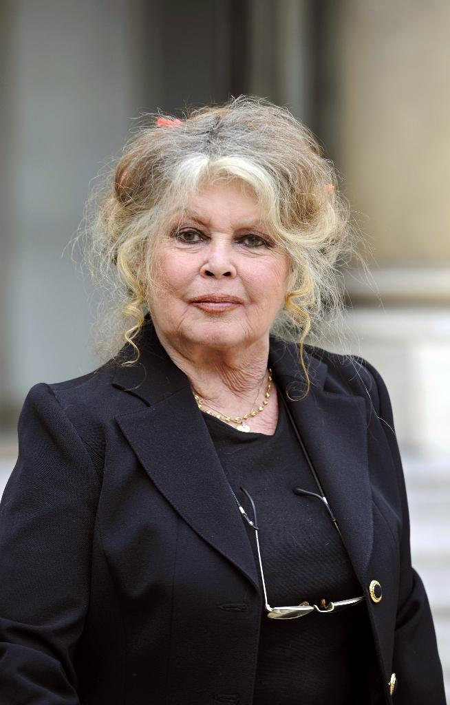 French actress Brigitte Bardot, seen here in Paris in 2007, is a veteran campaigner for animal rights (AFP Photo/Eric Feferberg)