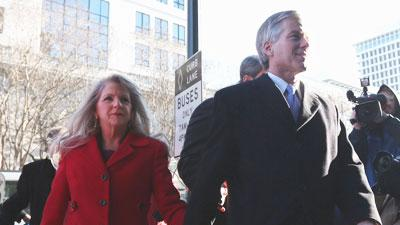 Not Guilty Pleas for McDonnell and Wife