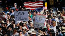 Thousands march nationwide in 'Families Belong Together' protests against Trump's immigration policies