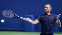 Dan Evans keen to continue clay improvement after bowing out of US Open
