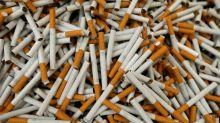 Tobacco giant BAT slides on report of U.S. criminal investigation