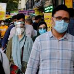 Iran Sets Coronavirus Record as Capital Returns to Lockdown