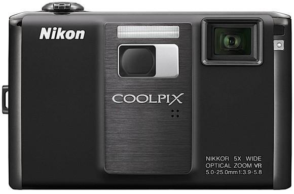 Nikon's Coolpix S1000pj now shipping from select locales