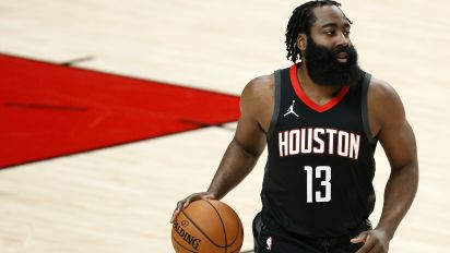 No hard feelings: Rockets to retire Harden's jersey