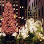 Here's What the Rockefeller Center Christmas Tree Looked Like the Year You Were Born
