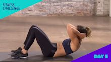 Jillian Michaels' 7-minute routine for stronger, leaner legs  — created for Yahoo readers