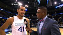 Lyles on impressive performance against West Virginia