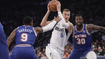 Porzingis was never going to be the hero in NYC