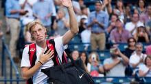 No Joke! Tsitsipas upsets Djokovic to reach Rogers Cup quarterfinals