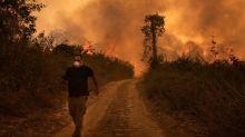 Fotógrafos e documentaristas relatam tensão e destruição na linha de frente das chamas no Pantanal