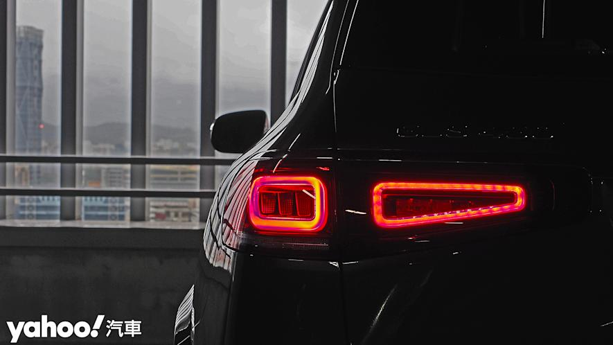 大而得當!2021 Mercedes-Benz GLS 450 4MATIC雨季試駕 - 4