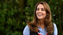 Kate Middleton Wears an Outdoorsy Look for Her First Engagement as Joint President of the UK Scouts